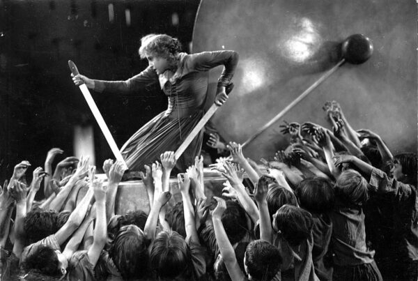"Fritz Lang's ""Metropolis"" - Fighting the Machines"